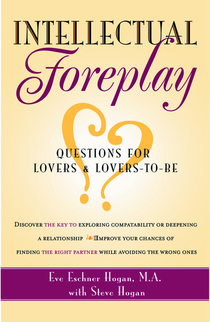 Questions about sex and foreplay