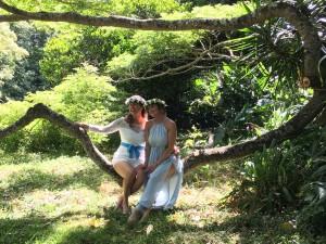 Two Women Wedding